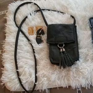Handbags - Leather cross bag